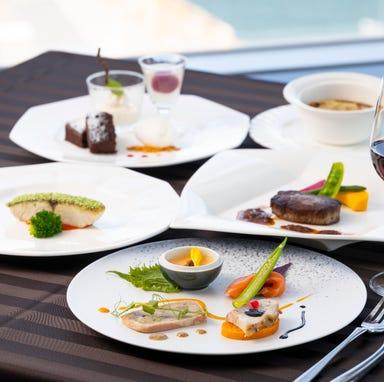 レストラン フィオーレ  コースの画像