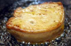 フランス産フレッシュフォアグラステーキ
