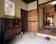 京町家を活かした大人の空間な玄関