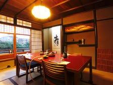 歴史と伝統を感じさせる7つの部屋
