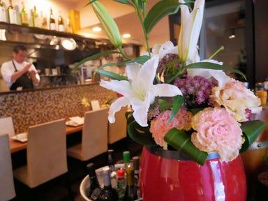 イタリア料理店 LiBERO  店内の画像
