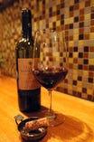 ソムリエ2人がマリアージュを考えイタリアワインを厳選
