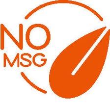 NO MSG (化学調味料不使用)
