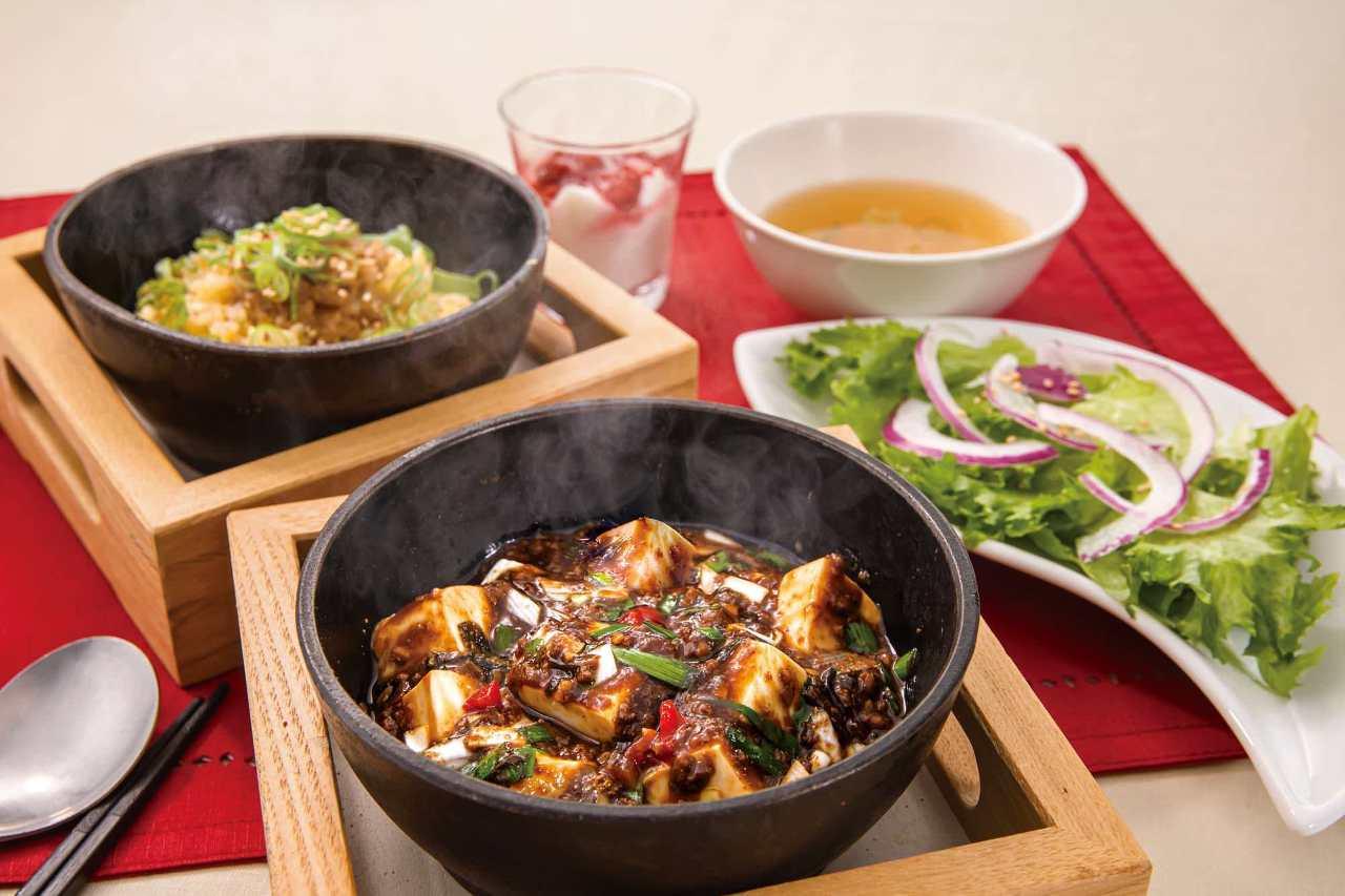 酢豚&石焼炒飯セット