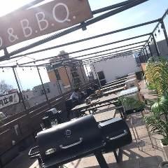 川反ルーフトップ肉広場