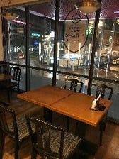 神戸国際会館前のビアレストラン