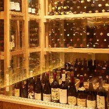 焼鳥と厳選ワインのマリアージュ