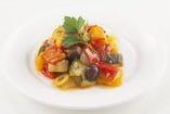 シチリア風 野菜の甘酢マリネ
