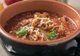 トリッパのトマトソース煮