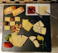 チーズ5種盛り 2人分