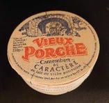 カマンベール パストリゼ(フランス産、牛乳製、白カビタイプ)