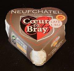 クール ド ヌーシャテル(フランス産、牛乳製、白カビタイプ)