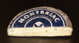 モンブリアック(フランス産、牛乳製、青カビタイプ)