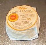 クロタン ド シャヴィニョル(フランス産、山羊乳製、シェーヴルタイプ)