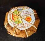 バノン(フランス産、山羊乳製、シェーヴルタイプ)