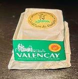 ヴァランセ(フランス産、山羊乳製、シェーヴルタイプ)
