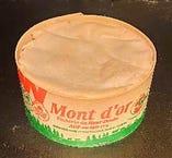 モンドール(フランス産、牛乳製、ウォッシュタイプ)