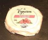 ヴィニュロン コンフィチュール フランボワーズ(フランス産、牛乳製、ウォッシュタイプ)