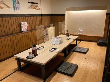 仙台牛タン居酒屋 集合郎 分店 上杉店 店内の画像
