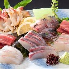 あづまのおすすめ「寿司」