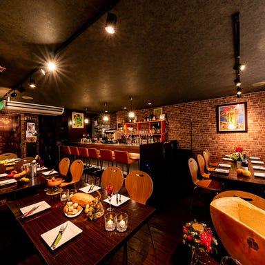 世界のチーズと肉とワイン ガリチーノ 蒲田 店内の画像
