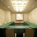 【お部屋つつじ】会議等でも使用可能です。