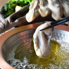 産直牡蠣しゃぶと炭焼き酒場 炭りっち