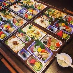 2700円折会席料理