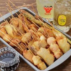 創作料理 串カツ 炎の2代目 jiro