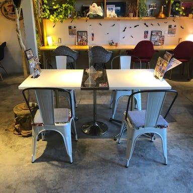 LUFFEL CAFE  店内の画像