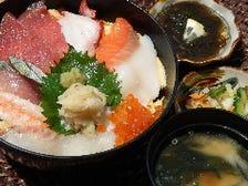 ◇海鮮丼◇