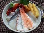 いまいゆ海鮮丼セット