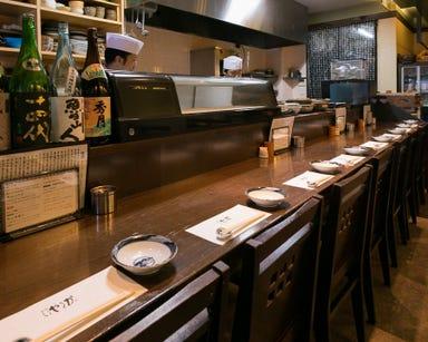 旬魚と創作和食 旬味 いやさか  店内の画像