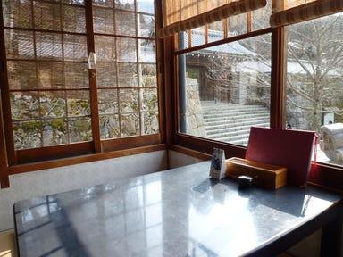京美茶屋  店内の画像
