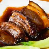 東坡肉(豚の角煮)
