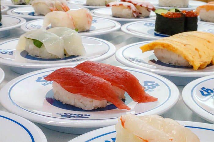 無添くら寿司 直方店