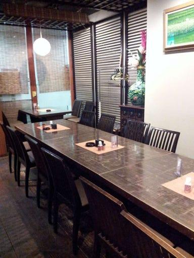 蕎麦と鴨料理 心斎橋 宗平  店内の画像