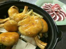 ◆厳選食材を使用した鍋料理