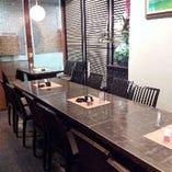 テーブル席(4~12名様)