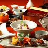 ◆会席料理◆ 季節の食材を使用した日本料理を御賞味下さい