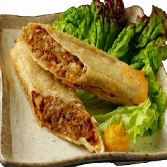 元祖もんじゃ棒(明太チーズ味)