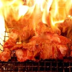 【うまい!】牛ハラミ黒炭焼き