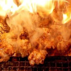 【太鼓判!】やわらか鶏黒炭焼き