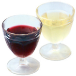【グラスワイン】カルロロッシ(白・赤)