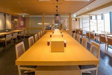 北海道十割 蕎麦群  店内の画像