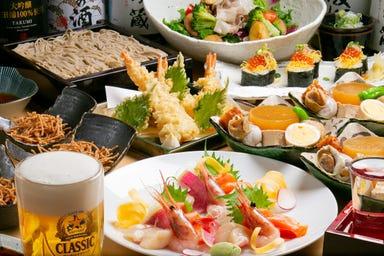 北海道十割 蕎麦群  こだわりの画像