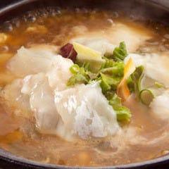 神楽坂 中華料理 水漫庭