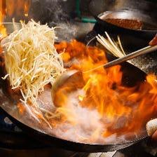 日本人の口に合わせた本格中華料理