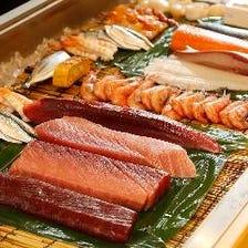 【出張料理・ケータリング】誕生日、記念日、家族のお祝い、長寿のお祝いに!寿司や和食!