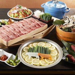神戸牛焼肉&生タン料理 舌賛ZESSAN 大手町店 コースの画像